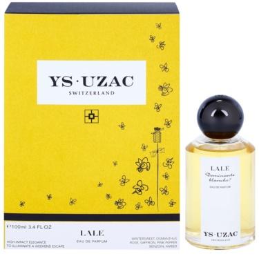 Ys Uzac Lale woda perfumowana dla kobiet
