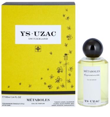 Ys Uzac Metaboles eau de parfum férfiaknak