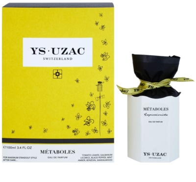 Ys Uzac Metaboles Eau de Parfum for Men 3