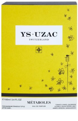 Ys Uzac Metaboles Eau de Parfum for Men 4