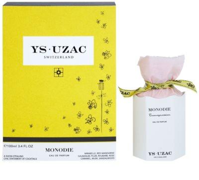 Ys Uzac Monodie eau de parfum nőknek 3