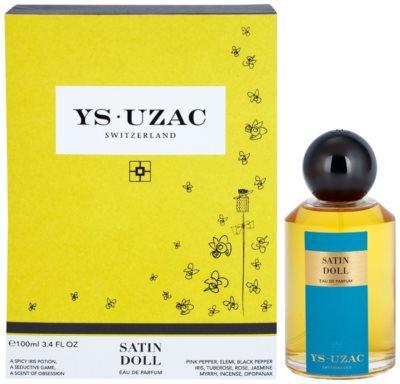 Ys Uzac Satin Doll парфюмна вода за жени