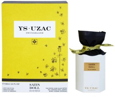 Ys Uzac Satin Doll eau de parfum nőknek 3