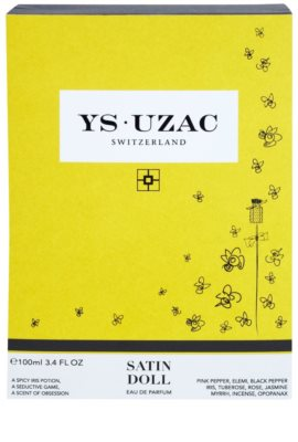 Ys Uzac Satin Doll eau de parfum nőknek 4