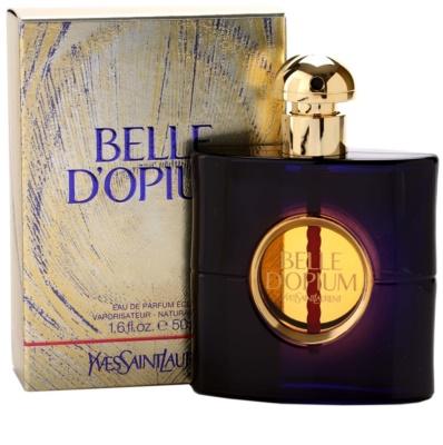 Yves Saint Laurent Belle d'Opium Eclat parfémovaná voda pre ženy 1