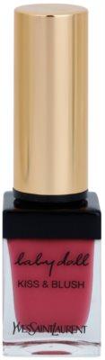 Yves Saint Laurent Baby Doll Kiss & Blush šminka in rdečilo v enem