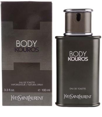 Yves Saint Laurent Body Kouros eau de toilette para hombre