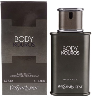Yves Saint Laurent Body Kouros Eau de Toilette pentru barbati