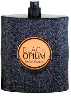 Yves Saint Laurent Black Opium парфюмна вода тестер за жени