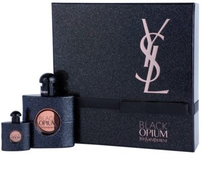 Yves Saint Laurent Black Opium подаръчен комплект