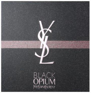 Yves Saint Laurent Black Opium set cadou 1