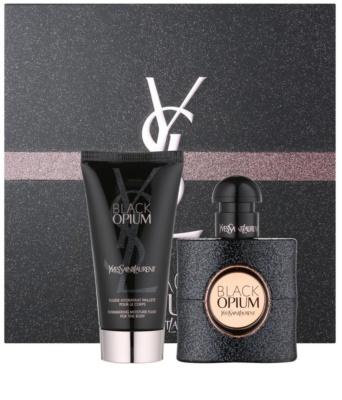 Yves Saint Laurent Black Opium darčeková sada