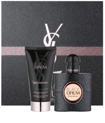 Yves Saint Laurent Black Opium lote de regalo