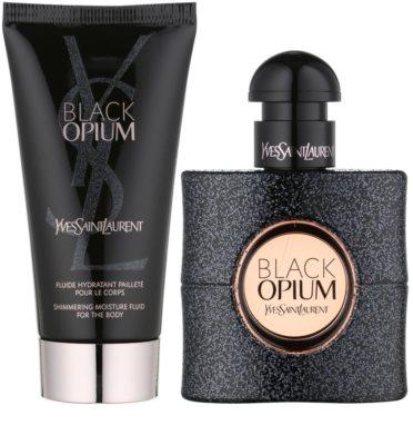 Yves Saint Laurent Black Opium darčeková sada 2