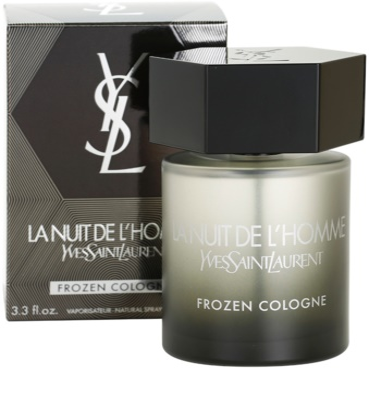 Yves Saint Laurent La Nuit de L´Homme Frozen Cologne colonia para hombre 1