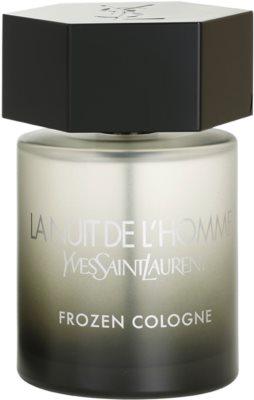Yves Saint Laurent La Nuit de L´Homme Frozen Cologne colonia para hombre 2