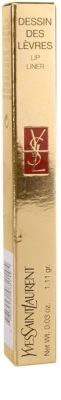 Yves Saint Laurent Dessin Des Levres lápis de lábios 2