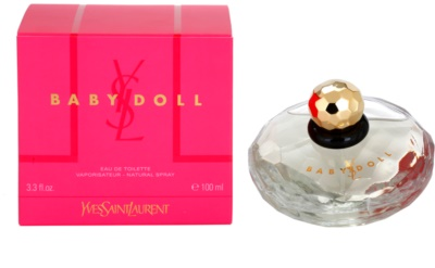 Yves Saint Laurent Baby Doll Eau de Toilette für Damen