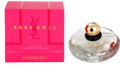 Yves Saint Laurent Baby Doll туалетна вода для жінок