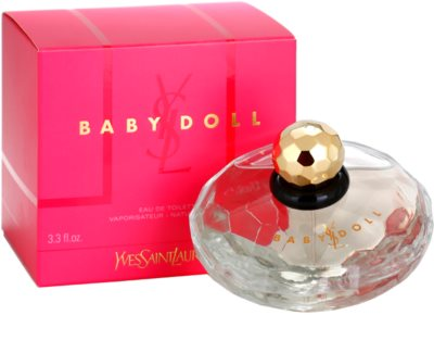 Yves Saint Laurent Baby Doll Eau de Toilette für Damen 2