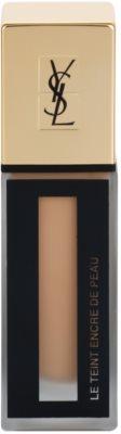 Yves Saint Laurent Encre De Peau jemný matující make up SPF 18