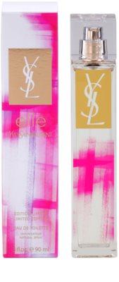 Yves Saint Laurent Elle Limited Edition toaletní voda pro ženy