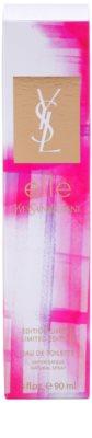 Yves Saint Laurent Elle Limited Edition eau de toilette nőknek 4
