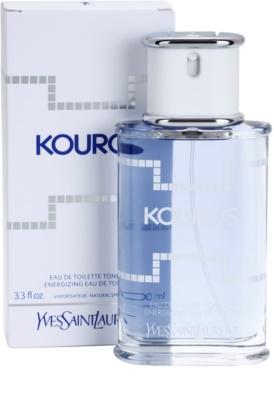 Yves Saint Laurent Kouros Energizing Tonique 2014 toaletní voda pro muže 1
