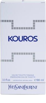Yves Saint Laurent Kouros Energizing Tonique 2014 toaletní voda pro muže 3