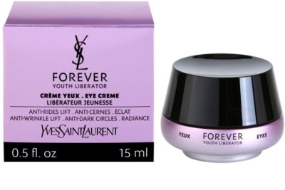 Yves Saint Laurent Forever Youth Liberator fermitate zona ochilor 2