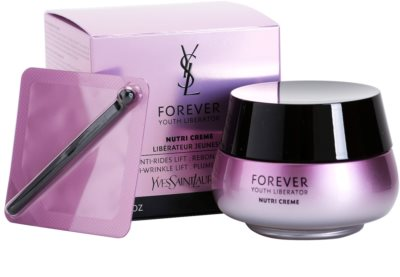 Yves Saint Laurent Forever Youth Liberator crema nutritiva ten uscat 2