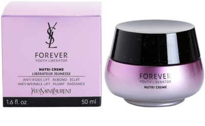 Yves Saint Laurent Forever Youth Liberator crema nutritiva ten uscat 3