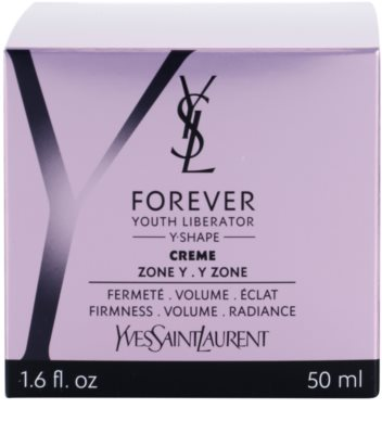 Yves Saint Laurent Forever Youth Liberator crema antiarrugas para rostro, cuello y escote 4