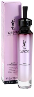 Yves Saint Laurent Forever Youth Liberator ser facial de intinerire 1
