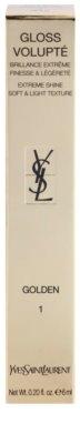 Yves Saint Laurent Gloss Volupté třpytivý lesk na rty 3