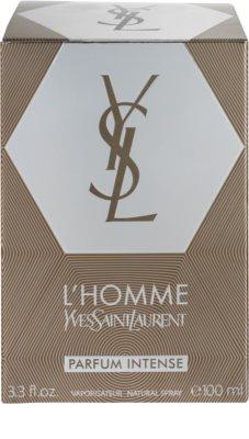 Yves Saint Laurent L´Homme Parfum Intense Eau de Parfum for Men 4