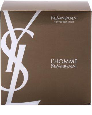 Yves Saint Laurent L´Homme seturi cadou 2