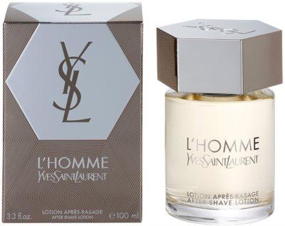 Yves Saint Laurent L´Homme losjon za po britju za moške