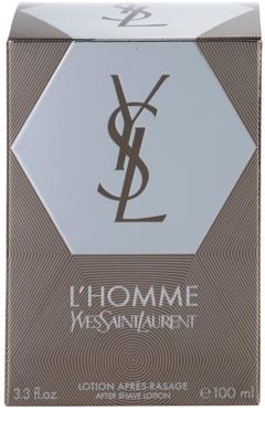 Yves Saint Laurent L´Homme after shave para homens 3