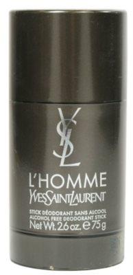 Yves Saint Laurent L´Homme dezodorant w sztyfcie dla mężczyzn