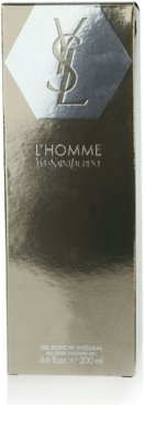Yves Saint Laurent L´Homme Shower Gel for Men 3
