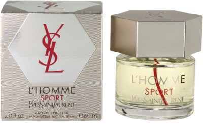 Yves Saint Laurent L´Homme Sport Eau de Toilette für Herren