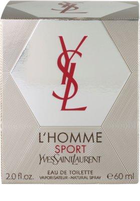 Yves Saint Laurent L´Homme Sport Eau de Toilette für Herren 4