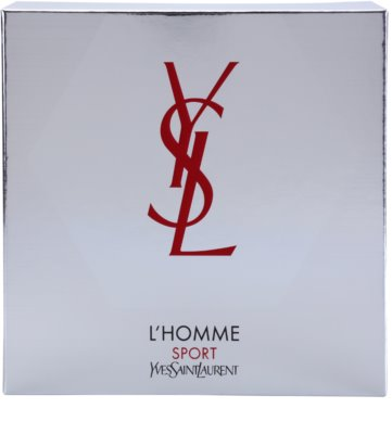 Yves Saint Laurent L´Homme Sport set cadou 1