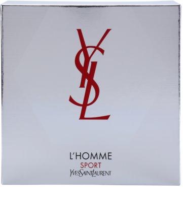 Yves Saint Laurent L´Homme Sport подарунковий набір 1