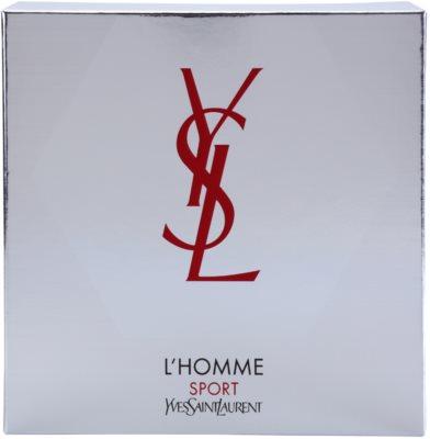 Yves Saint Laurent L´Homme Sport Geschenkset 1