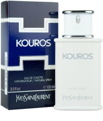 Yves Saint Laurent Kouros Eau de Toilette für Herren 1