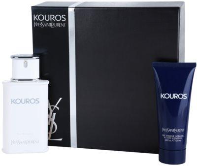 Yves Saint Laurent Kouros ajándékszettek