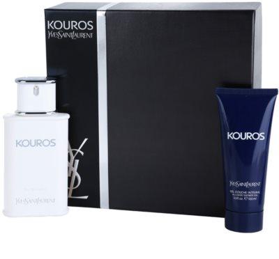 Yves Saint Laurent Kouros coffrets presente