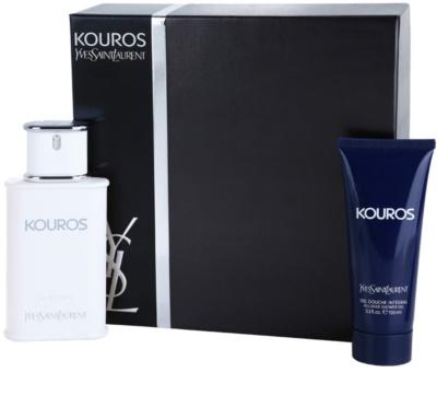Yves Saint Laurent Kouros zestawy upominkowe